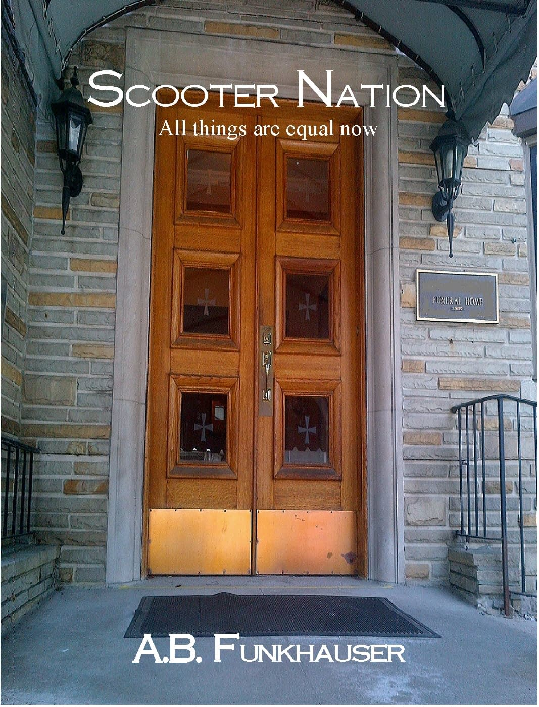 Scooter Nation Book Cover