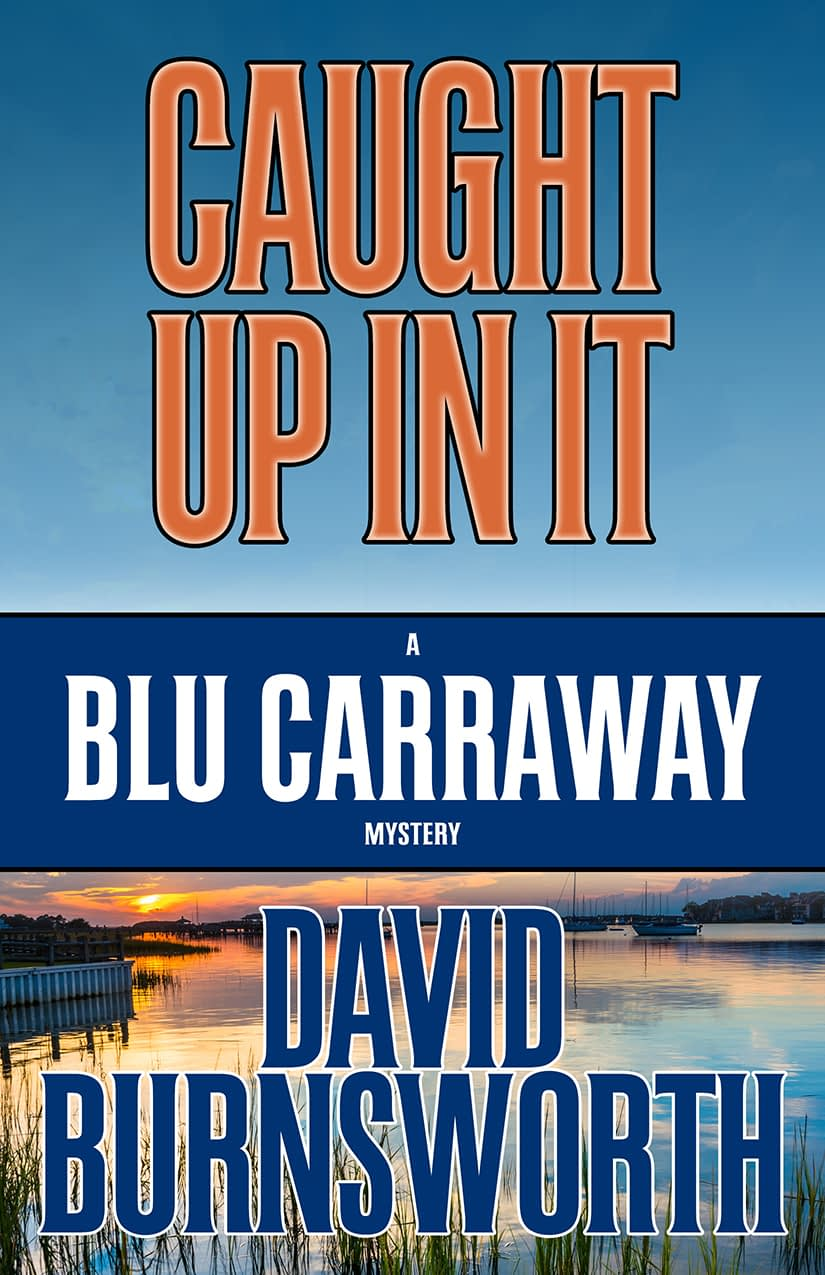 Caught Up In It Book Cover
