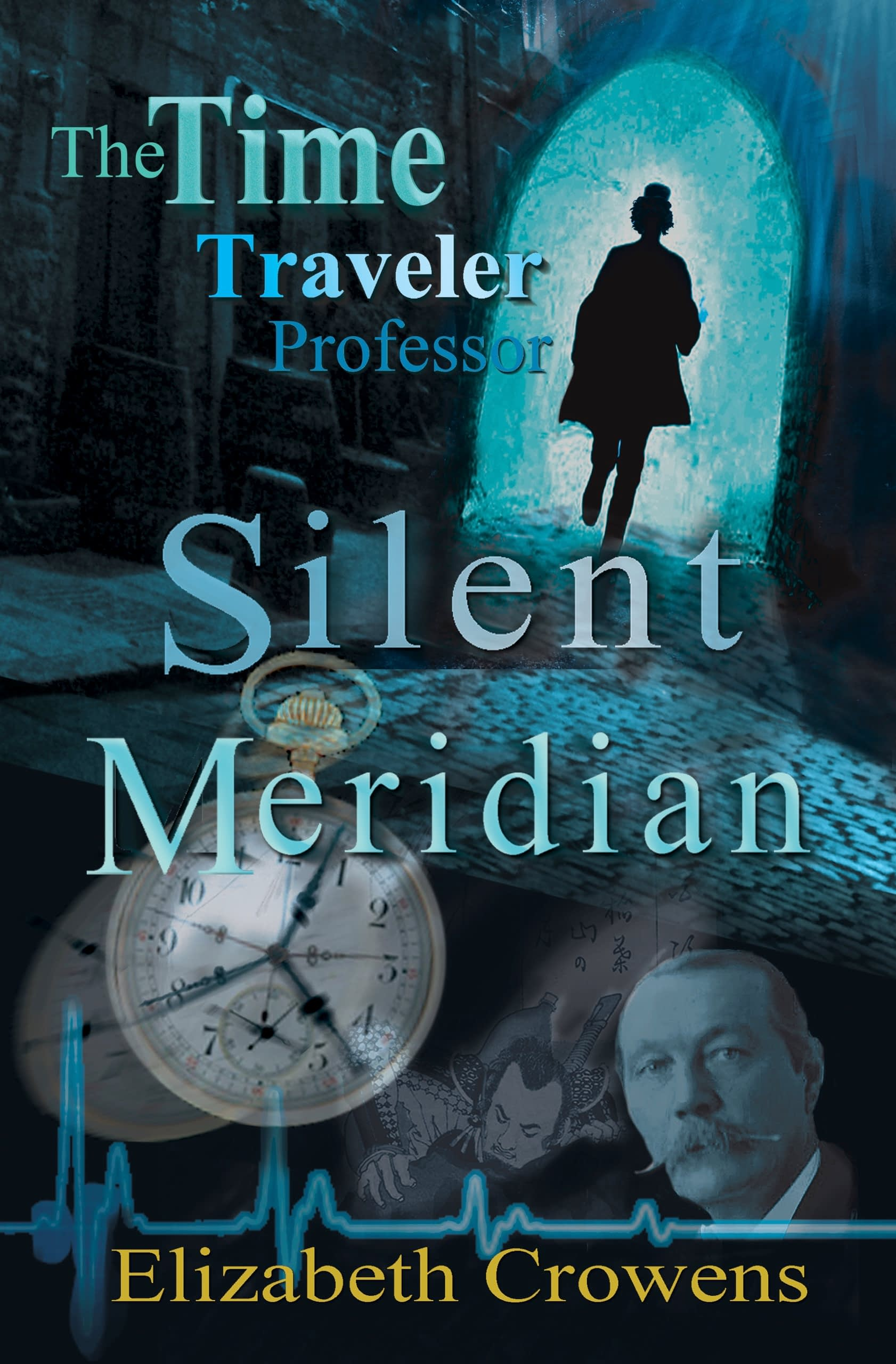 Silent Meridian Book Cover