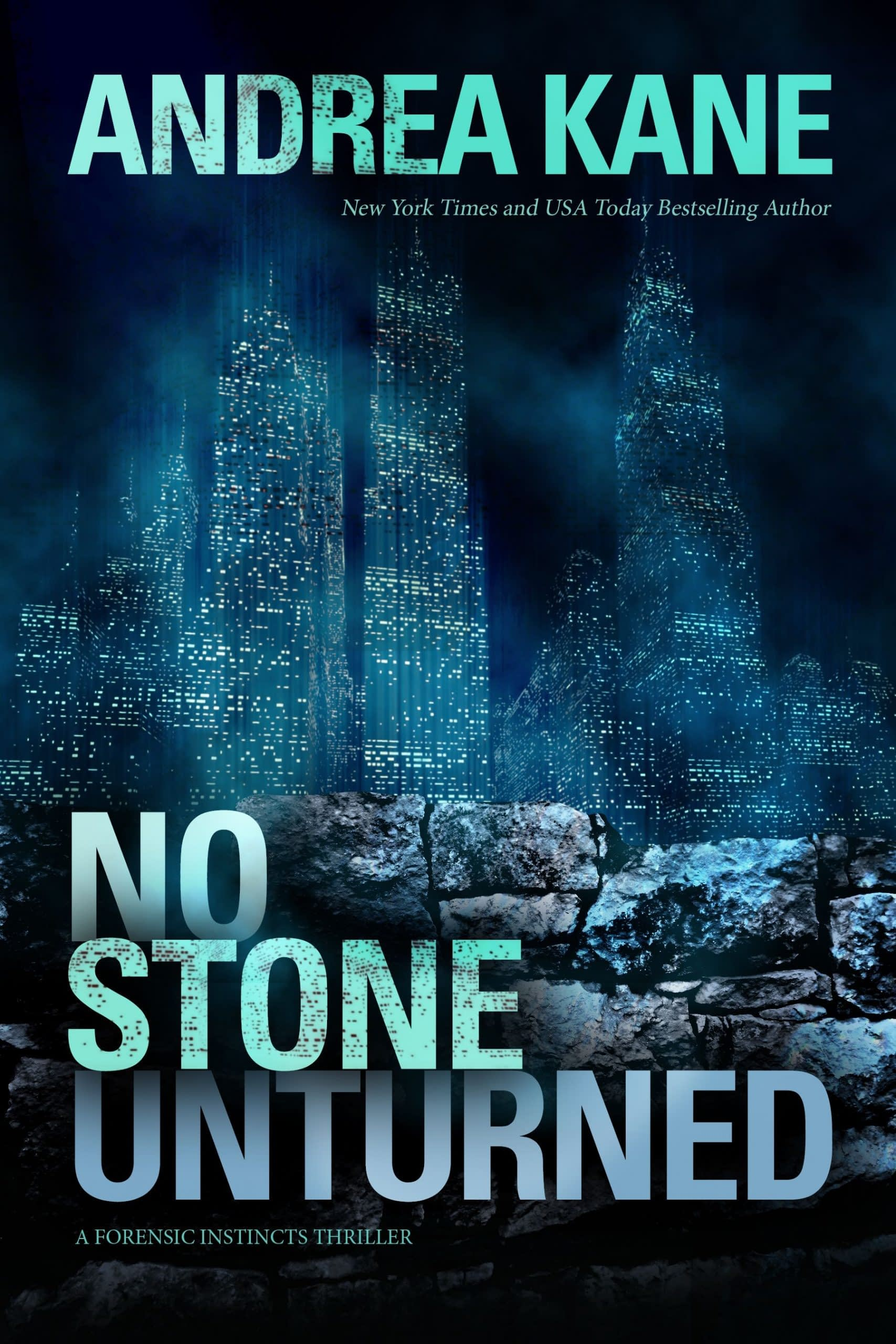 No Stone Unturned Book Cover