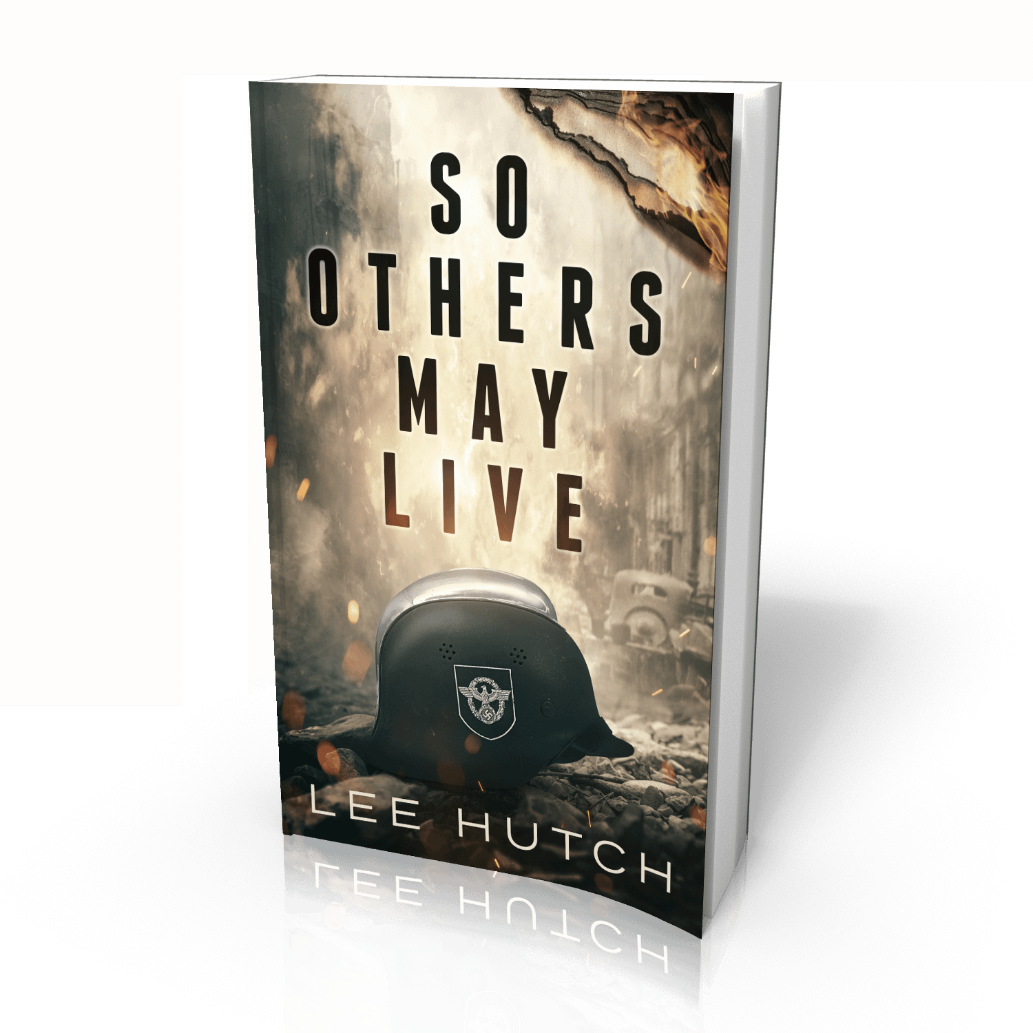 So Others May Live Book Cover