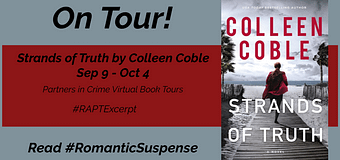 Showcase // Strands of Truth by Colleen Coble