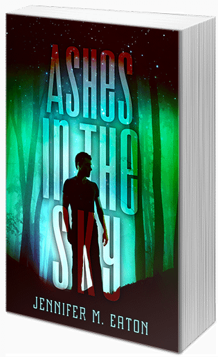 Ashes in the Sky Book Cover