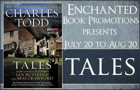 Tales by Charles Todd Banner