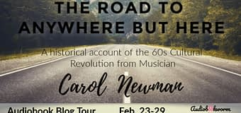 Guest Post *EXCERPT* // The Road to Anywhere but Here by Carol Newman