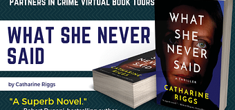 Interview // Author Catharine Riggs
