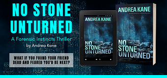 Guest Post // No Stone Unturned by Andrea Kane