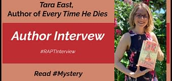 Interview // Author Tara East