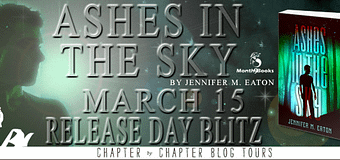 Release Day Blitz // Ashes in the Sky