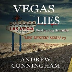 Vegas Lies Book Cover