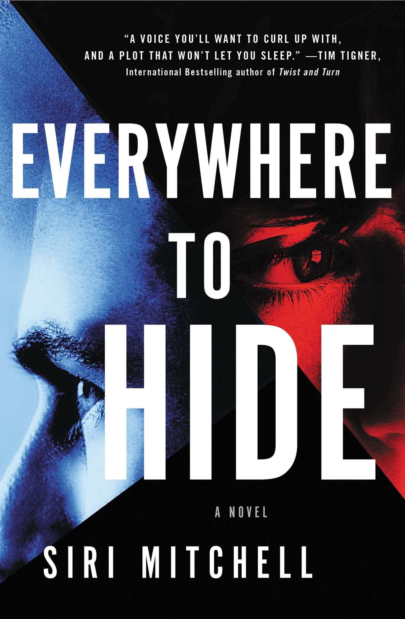 Everywhere To Hide Book Cover