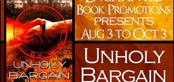 Showcase // Unholy Bargain by Travis Holt