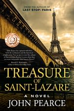 Treasure of Saint Lazare Book Cover