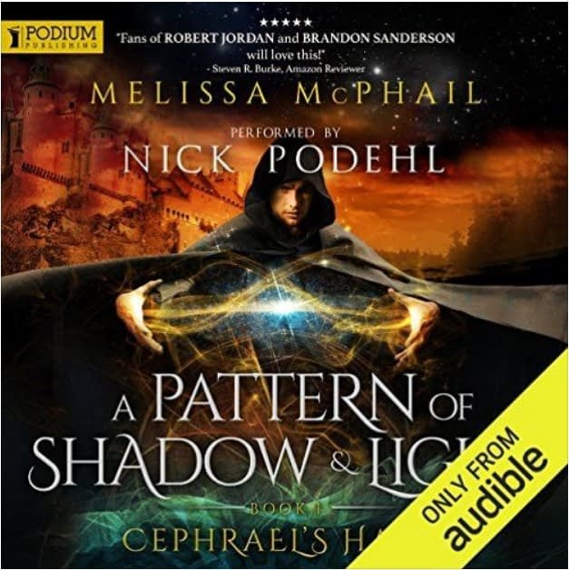 A Pattern of Shadow and Light Book Cover