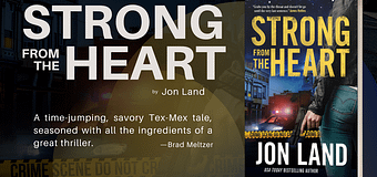 Interview & *GIVEAWAY* // John Land, Author of Strong From The Heart