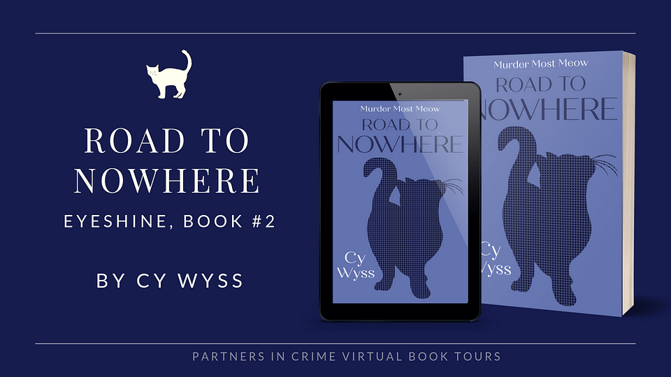 Road To Nowhere Book Banner
