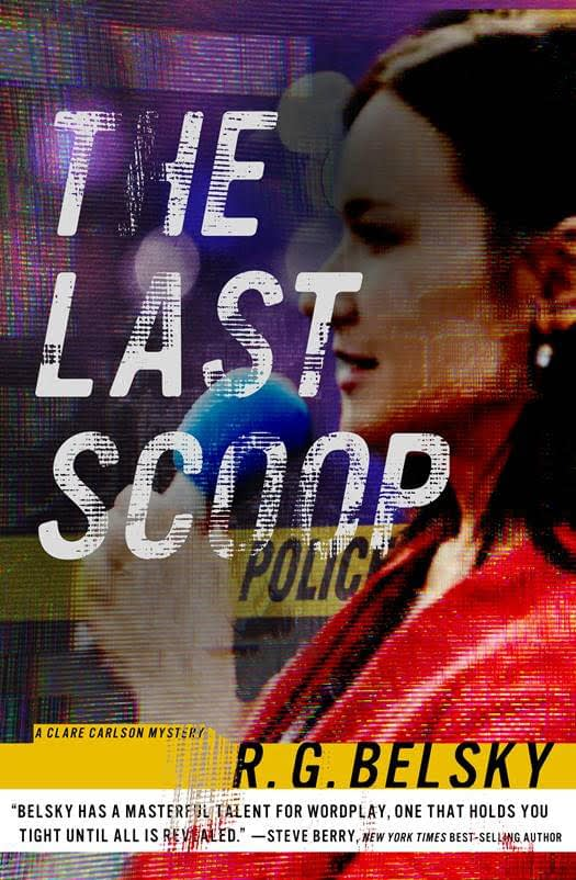The Last Scoop Book Cover