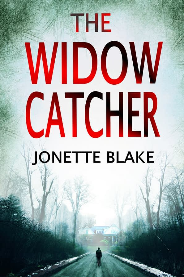 The Widow Catcher by Author Jonette Blake Cover Image