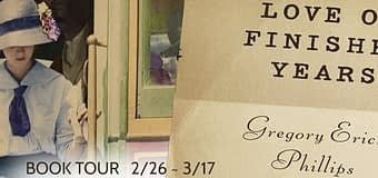 Book Promo // Love of Unfinished Years by Gregory Erich Phillips