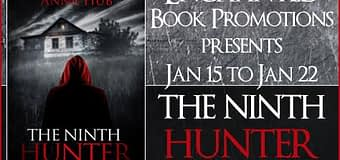 Far More Sinister // The Ninth Hunter Book Excerpt