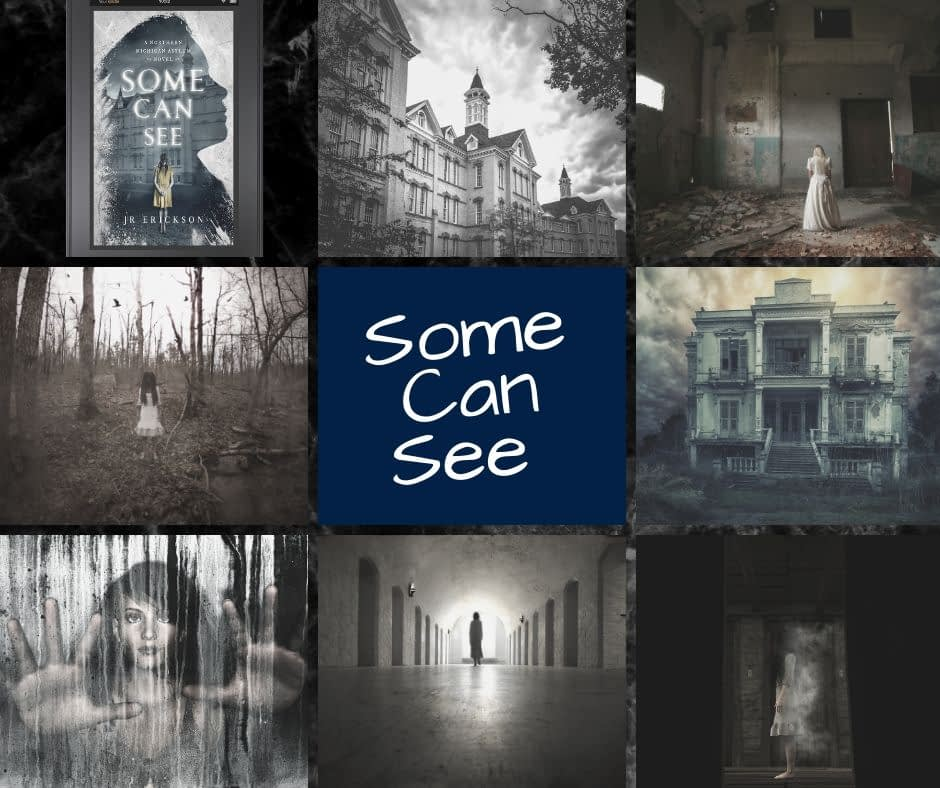 Some Can See Book Cover