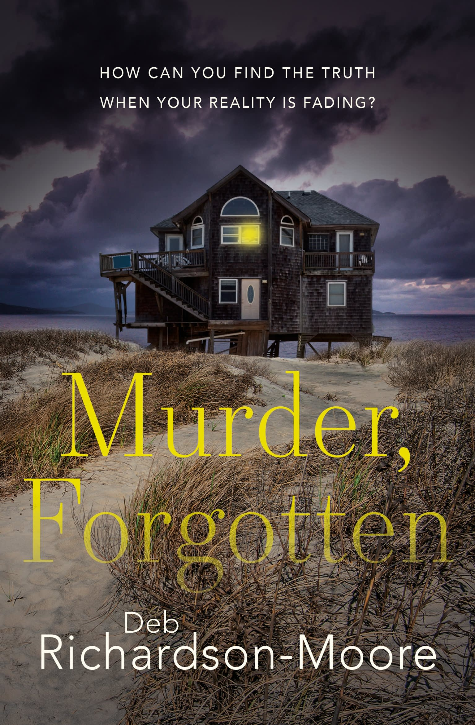 Murder, Forgotten Book Cover