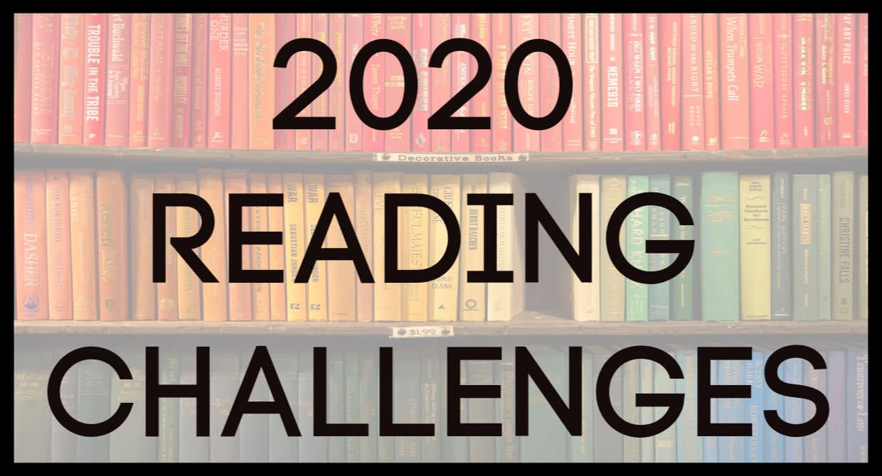 Banner for Reading Challenges