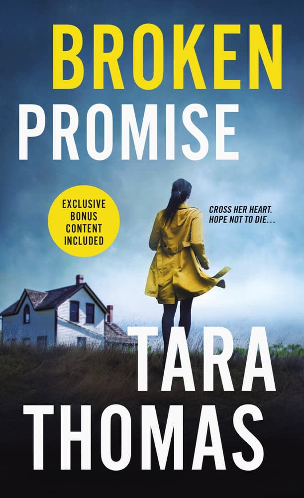 Broken Promise Book Cover