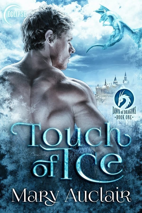 Release Blitz // Touch of Ice by Mary Auclair Book Cover