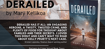 Excerpt & *GIVEAWAY* // Derailed by Mary Keliikoa