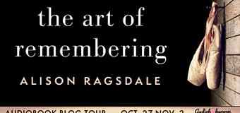 Interview // Alison Ragsdale, Author of The Art of Remembering