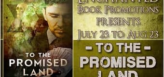 Release Blitz // To The Promised Land by Michael Boylan