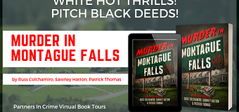 Showcase // Murder In Montague Falls by Russ Colchamiro, Sawney Hatton & Patrick Thomas