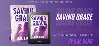 Excerpt & *GIVEAWAY* // Saving Grace by D.M. Barr