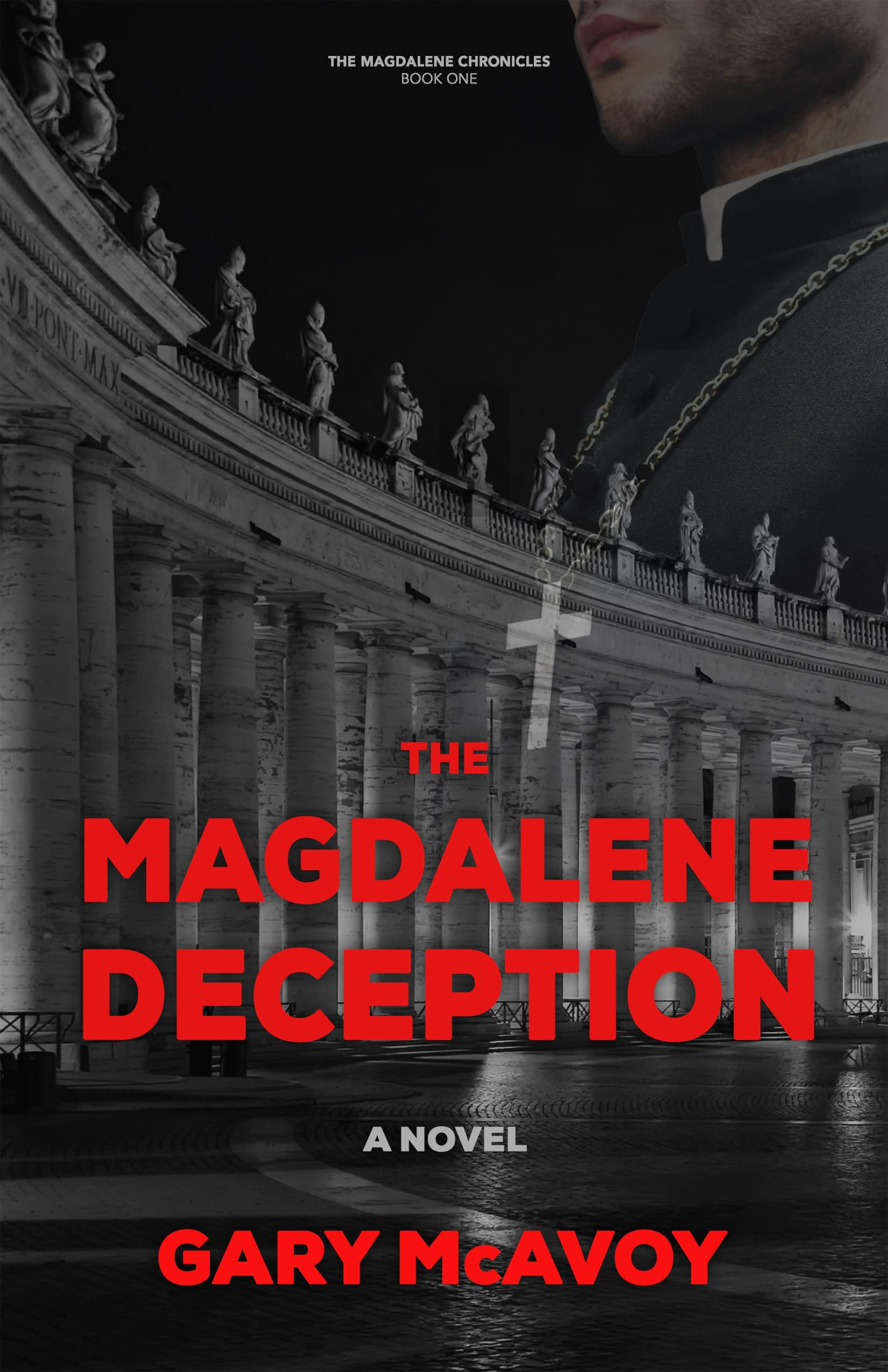 The Magdalene Deception Book Cover