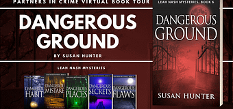 Interview // Susan Hunter, Author of Dangerous Ground