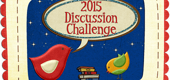2015 Book Blog Discussion Challenge