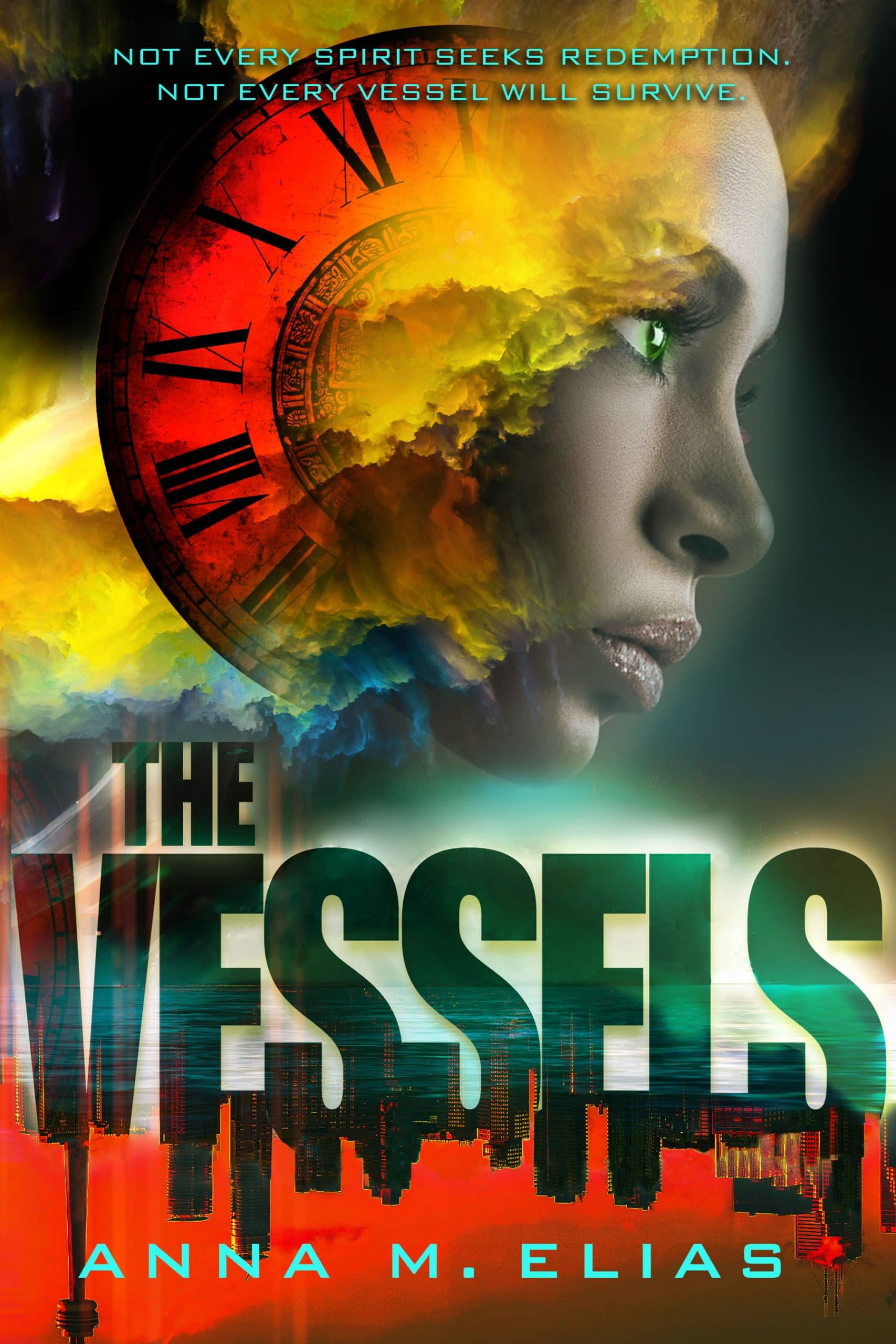 The Vessels Book Cover