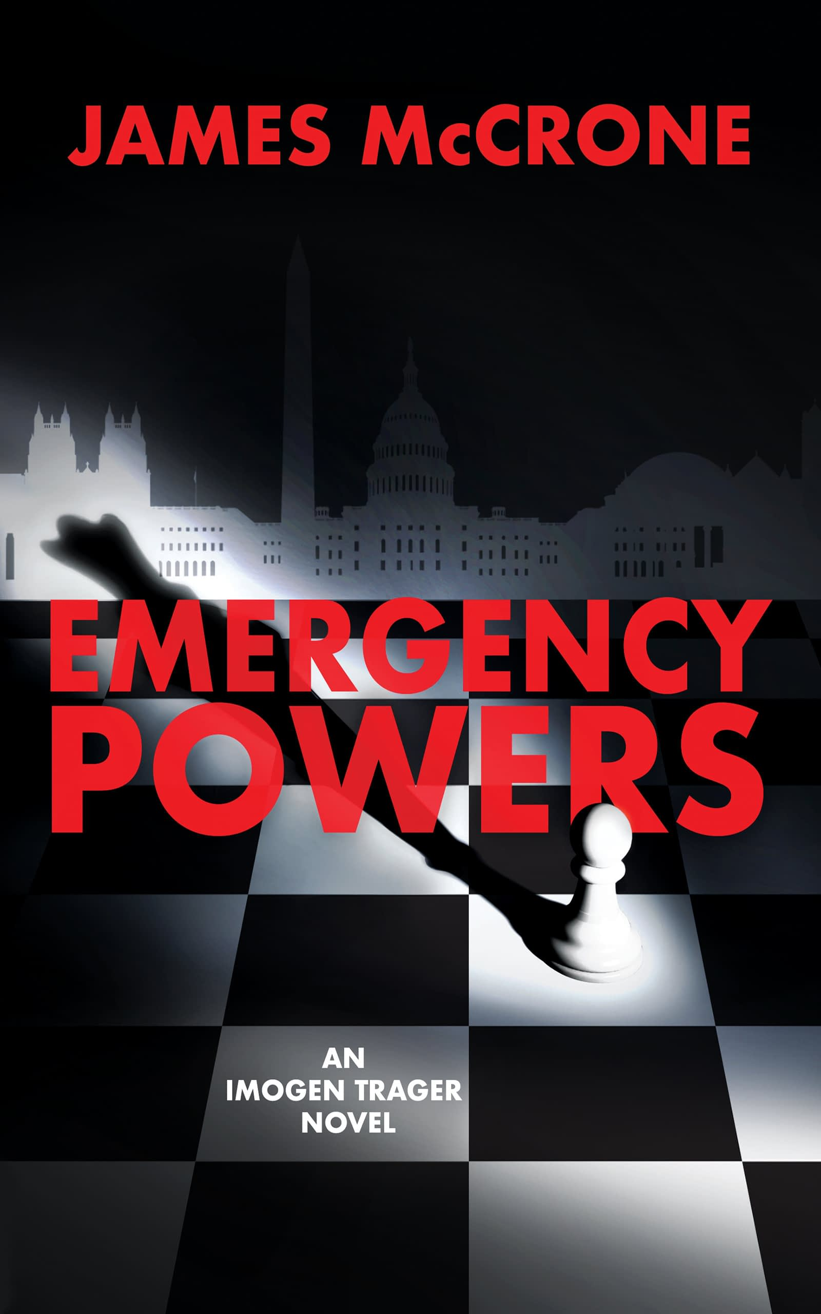 Emergency Powers Book Cover