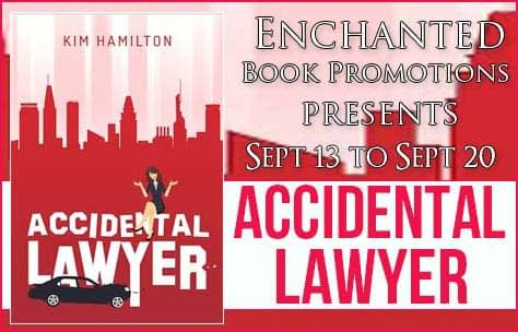 Check Out // Accidental Lawyer by Kim Hamilton
