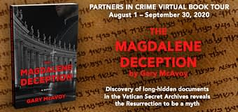 Excerpt *Giveaway* // The Magdalene Deception by Gary McAvoy