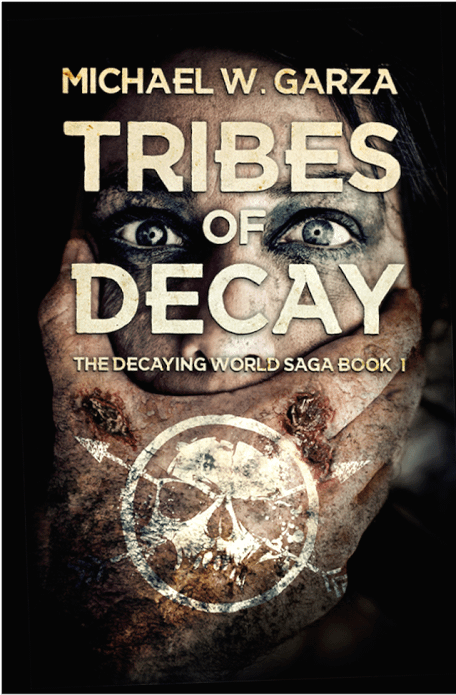 Tribes of Decay Book Cover