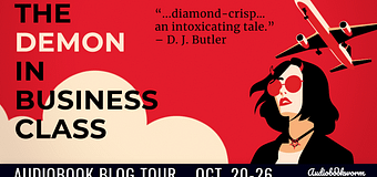 Interview // Laura Petersen, Narrator of The Demon in Business Class