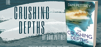 Excerpt // The Crushing Depths by Dani Pettrey
