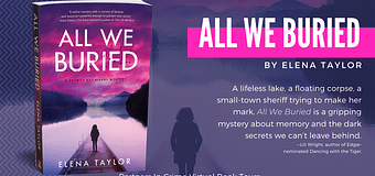 Review & *GIVEAWAY* // All We Buried by Elena Taylor