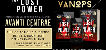 Showcase // VanOps: The Lost Power by Avanti Centrae