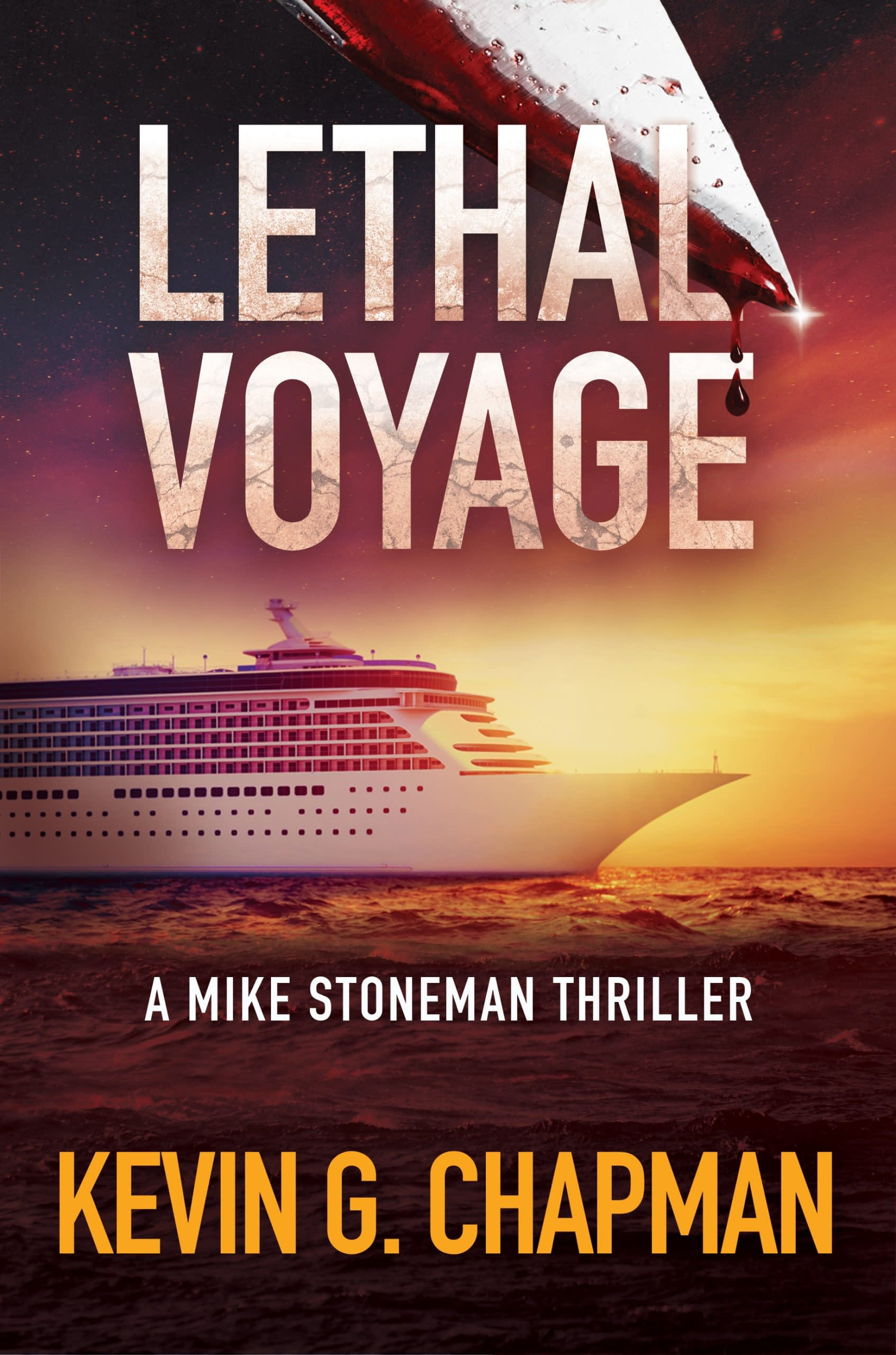Lethal Voyage Book Cover