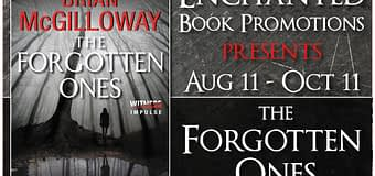 Showcase // The Forgotten Ones by Brian McGilloway