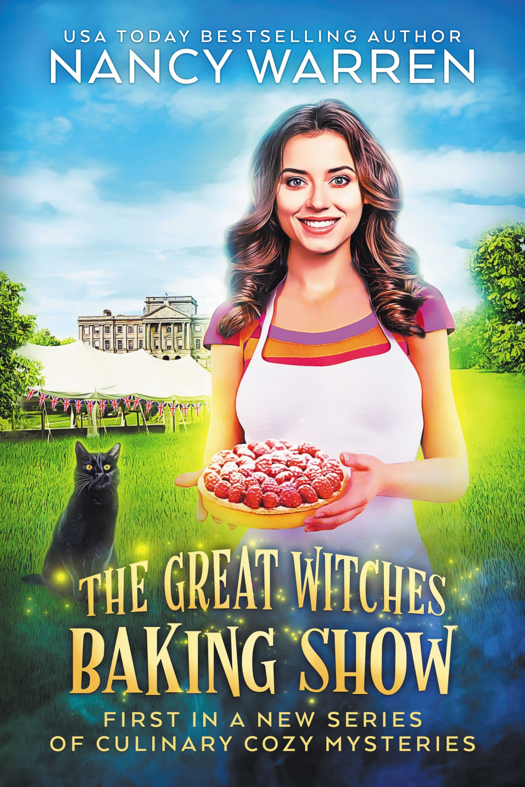 The Great Witches Baking Show Book Cover