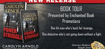 Book Excerpt // Power Struggle by Carolyn Arnold